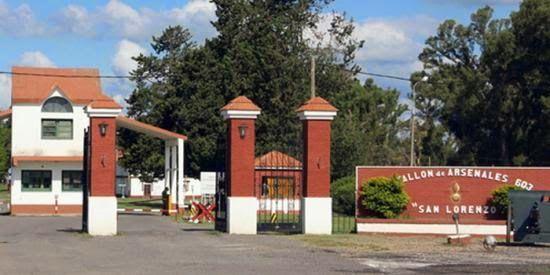 Desaparecieron 26 mil balas calibre 9 mm del Batallón de Arsenales de Fray Luis Beltrán