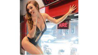 La modelo argentina que atrapó al presidente Barack Obama se desnudó para Playboy
