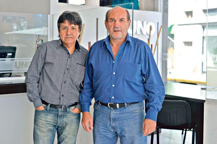ORGANIZADORES.  Álvarez y Regner