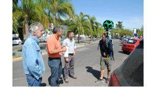 Street View está otra vez en Paraná