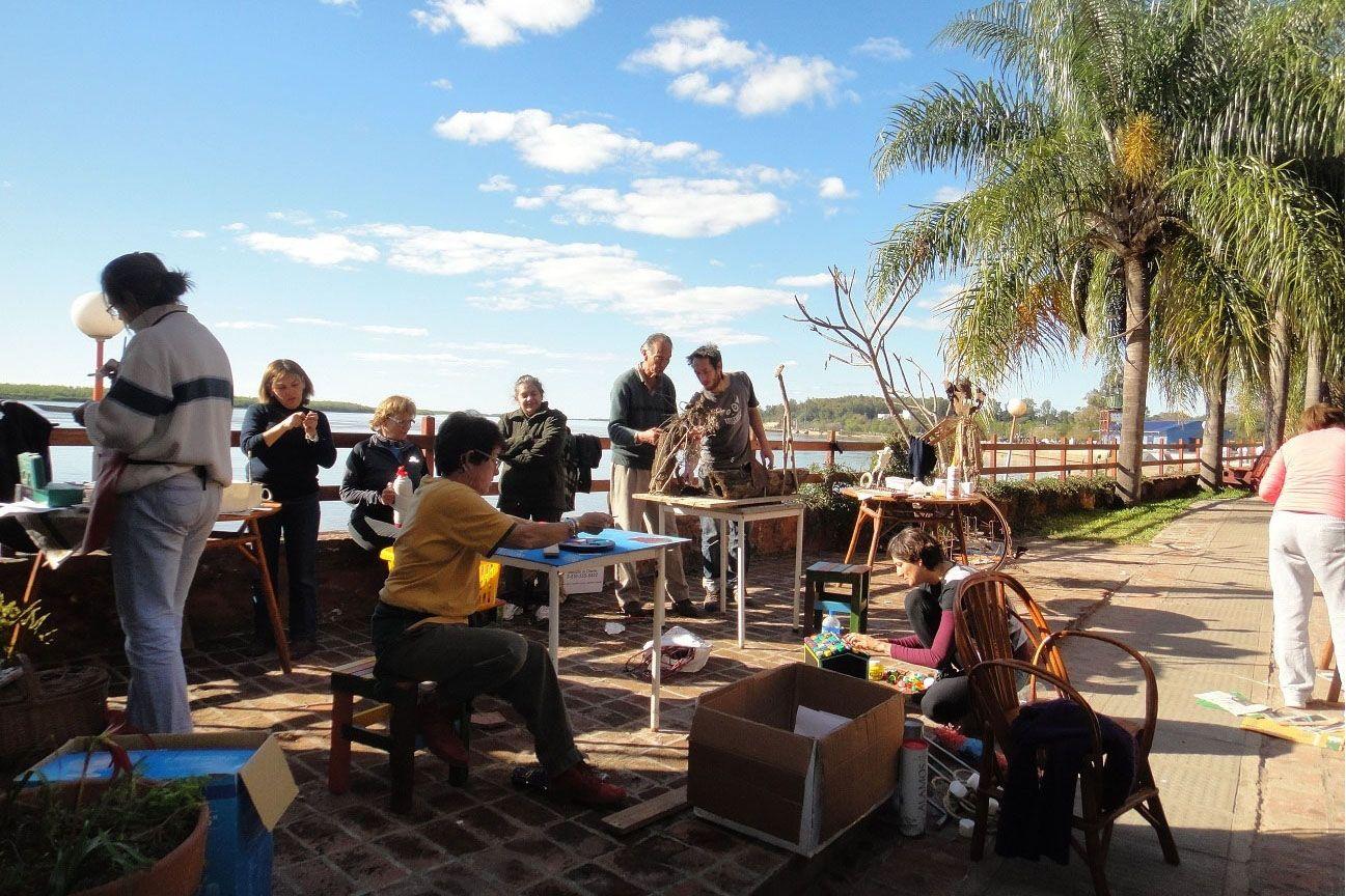 Las cooperativas culturales tienen entre sus objetivos dar a conocer la identidad y raíces entrerrianas