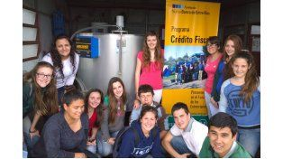 Siete escuelas serán patrocinadas por la Fundación Nuevo Banco de Entre Ríos