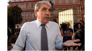Aníbal Fernández. Foto: Télam