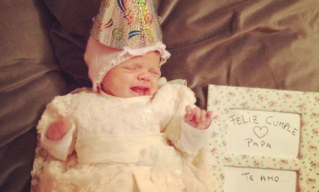 Wanda saludó a Icardi por su cumpleaños con una foto