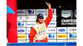 El piloto entrerriano se quedó con el título en 2014 y ahora no sabe si podrá correr esta temporada.