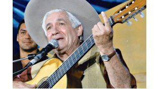 PRÓCER. Orlando Vera Cruz es un indiscutido referente de la música del Litoral.
