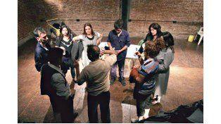 EMPEZAR DE CERO. Jesús Fercher ofrece un taller exclusivo para jóvenes y adultos sin experiencia.