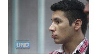 Paliza. El acusado de matar a Priscila dijo que varios policías le pegaron.