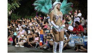 Carnavales. Foto: UNO