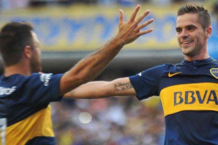 Boca arranca su participación en la Copa Libertadores. Foto Télam