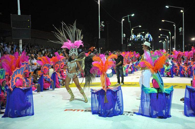 Récord de turistas en Entre Ríos este fin de semana de carnaval