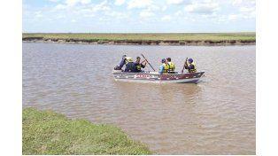 Fotos: Gentileza Bomberos Voluntarios de Ceibas
