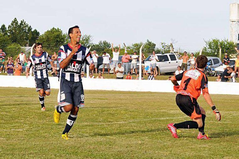 Atlético Uruguay quedó a un paso de la clasificación.