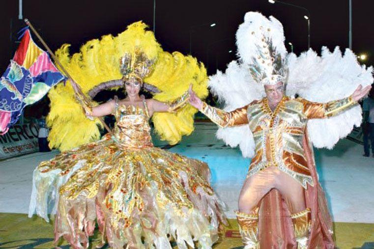 CONCORDIA ES CARNAVAL. LA capital del citrus se suma al carnaval federal.