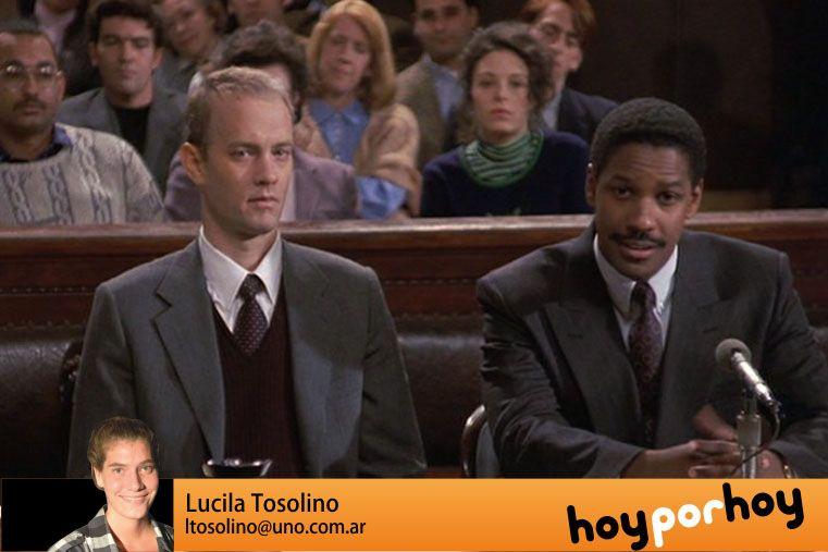 En 1993 se estrenó la película Philadelphia.