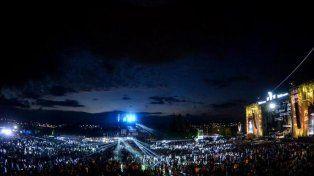 Cosquín Rock: por un temporal en Córdoba, suspendieron el día 2