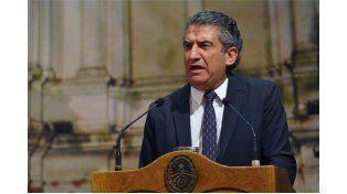 Urribarri dio su último discurso como gobernador ante la Asamblea Legislativa