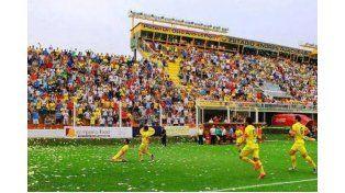 Crucero hará su debut en Primera División