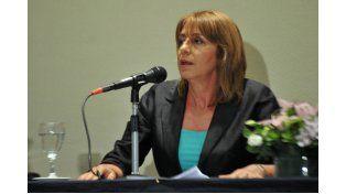Gils Carbó dio una conferencia de prensa. (Foto: Télam)
