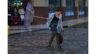 Pronostican vientos fuertes en la provincia Entre Ríos