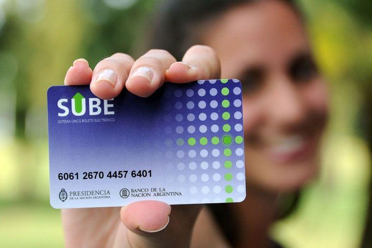 Detalles sobre el uso de la tarjeta Sube en el servicio Paraná-Santa Fe