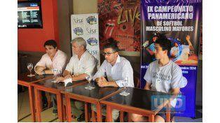 Los organizadores hablaron de la cita para Primera División. Foto UNO/Juan Ignacio Pereira