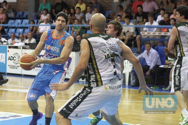El equipo de Paraná viene de perder ante Atenas de Córdoba.  Foto UNO/Diego Arias