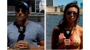 Matías Alé y Sabrina Ravelli cortaron su relación vía satélite por televisión