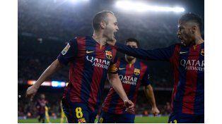 Messi anotó ante Villareal y el Barça se acercó a la final de la Copa del Rey