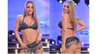 La bailarina que volvió con el productor de Tinelli