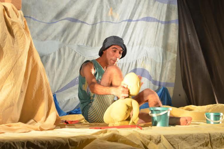 Ilusiones y Mareas: teatro titiritero en la Casa de la Cultura