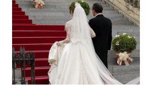 Casarse el Día de los Enamorados es moda