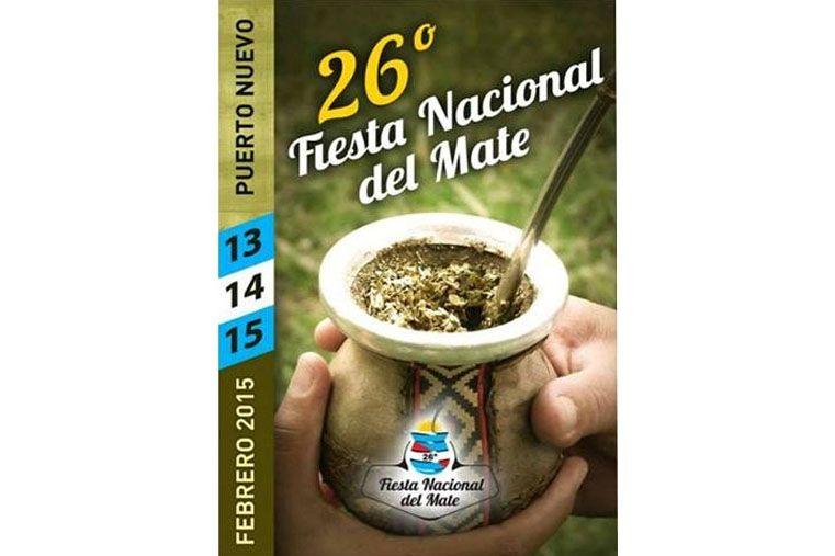 Comienza hoy la Fiesta Nacional del Mate