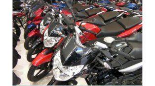 La venta de motos se redujo 60% en los últimos 12 meses en Entre Ríos