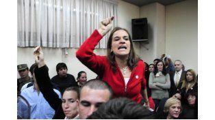 Cecilia Pando apoya la marcha convocada por los fiscales