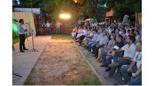Aluba abrió hoy las puertas de su sede propia en Paraná