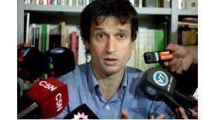 Diego Lagomarsino. Foto: Télam