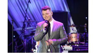 Sam Smith. Foto: AP