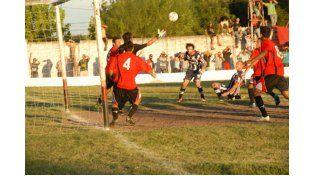 Conrado Besil fue uno de los goleadores en la jornada de ayer.