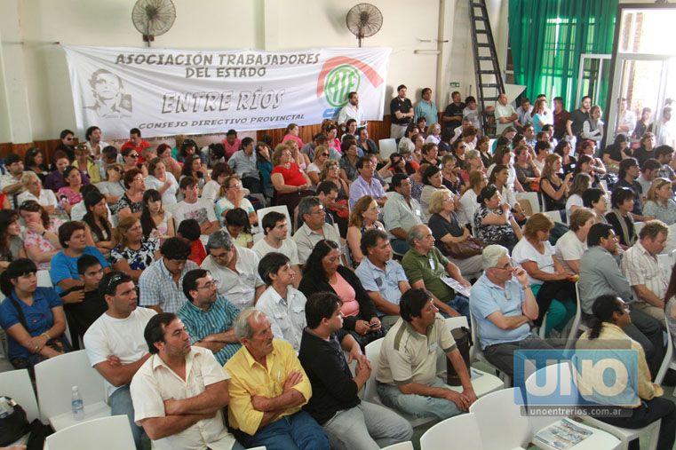Debate. Será en la sede central. Foto UNO/Juan Ignacio Pereira