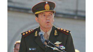 El Jefe del Ejército, César Milani anticipó que tomará acciones legales contra Elisa Carrió