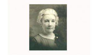 La escritora Laura Ingalls Wilder
