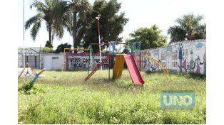 Valor. Se busca crear conciencia para que se cuiden los espacios verdes. (Foto: UNO/Diego Arias)