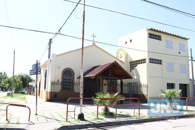 Proyecto. Se trabajará con la parroquia San Roque. (Foto: UNO/Diego Arias)