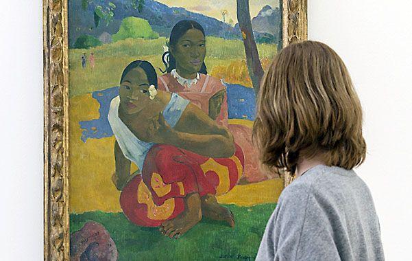 Con 300 millones de dólares, un óleo de Gauguin es la obra más cara de la historia