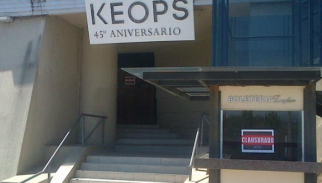 La AFIP clausuró la disco Keops de Villa Carlos Paz