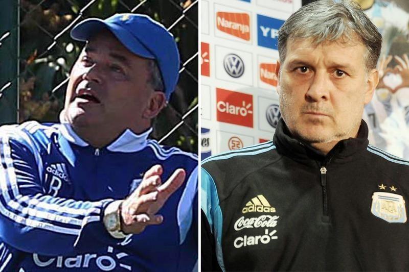 """Grondona dice que Martino """"tiene que ocuparse de la Copa América"""""""
