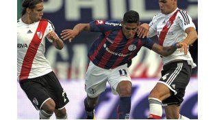 River y San Lorenzo juegan hoy.
