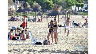 Mucho calor para el fin de semana. Foto UNO/Mateo Oviedo