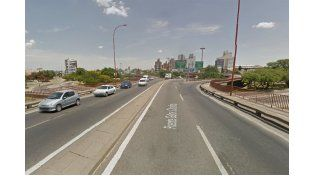 Puente Oroño. (Foto: Google Street View)